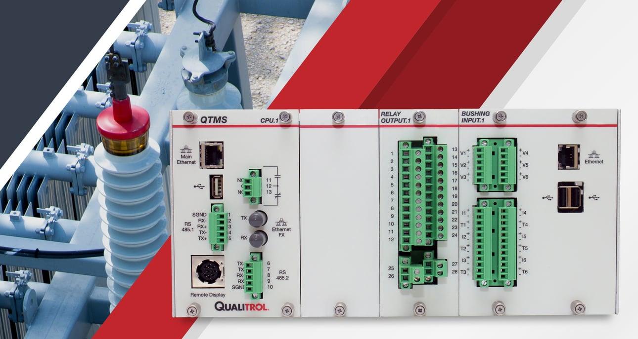 Qualitrol Bushing Monitoring