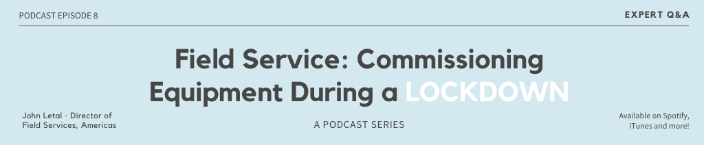Qualitrol podcast field service commissioning utility equipment